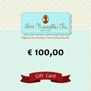 Gift Card € 100,00