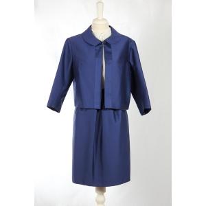 Tailleur blu Vintage anni '60