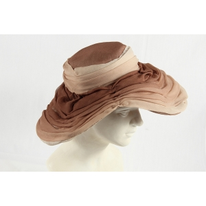 Cappello Vintage in voile
