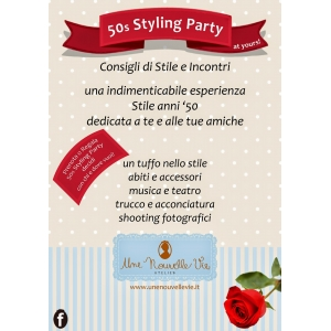50s Styling Party_Come una Diva