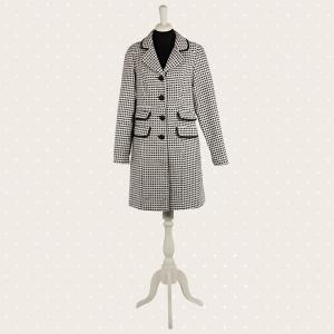 Cappotto Stile anni '60